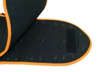 Navigator Rückenprotektor Hüftgurt Detail